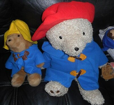 lot 2 Paddington Bear