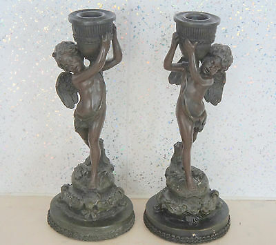 two candlesticks (ID 00C)