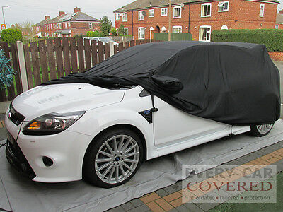 Ford Focus RS Mk2 MK3 2009-onwards SuperSoftPRO Indoor Car Cover