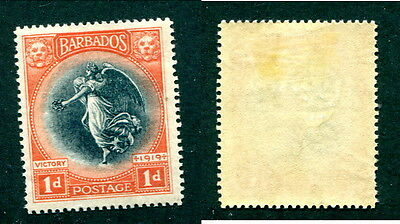 Mint Barbados #151 (Lot #11562)