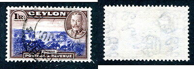 Used Ceylon #274 (Lot #11577)