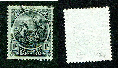 Used Barbados #164 (Lot #11563)