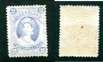 Used Queensland #79 (Lot #11542)