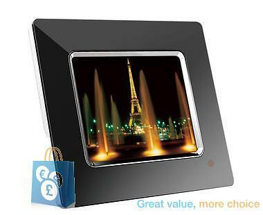 Texet 8in Digital Photo Frame