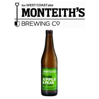 Monteiths Cider - Now in a 12-Pack Case
