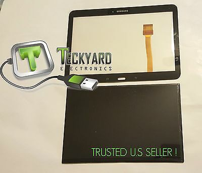 """Samsung Galaxy Tab 4 10.1"""" LCD Display & Touch Screen Digitizer for SM-T530 -"""