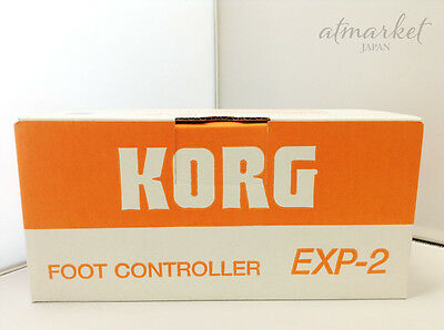 KORG EXP-2 Expression Volume Pedal from JAPAN NEW