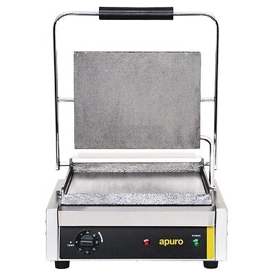Apuro Commercial Contact Grill Sandwich Press Restaurant Cafe 15% Off