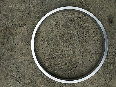 Brand New The Shadow Conspiracy Stun Bmx Bike Rim - Anodised Silver