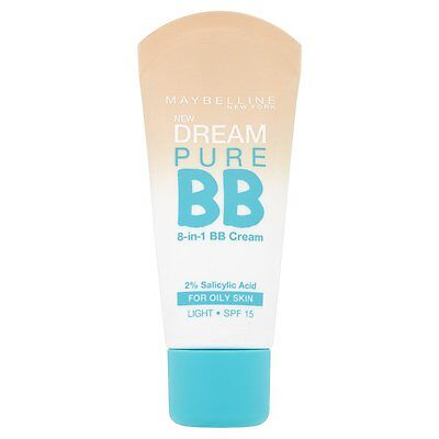 Maybelline Dream Rein BB 8 in 1 Creme SPF15- Hell