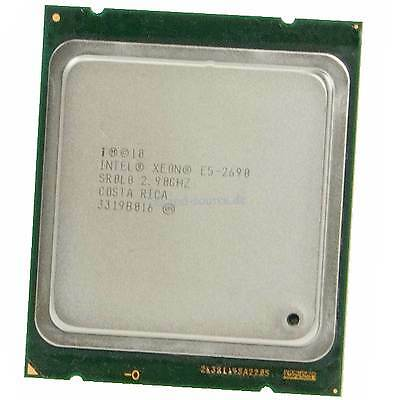 Intel Xeon E5-2690 2.90GHz 20MB 8-Core CPU 135W 670521-001 SR0L0