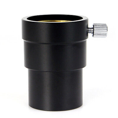 """1.25"""" Extension Extender Tube for Telescope Eyepiece/Filter+Compression Ring Hot"""