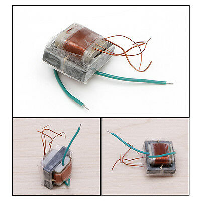 1 Pc 10KV High Frequency High Voltage Transformer Booster Coil Inverter New