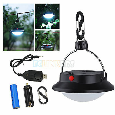 3800mAh 60 LED Camping Light Rechargeable Hiking Tent Lantern Lamp Ultra Bright