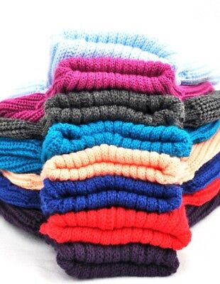 knitted neck and chest warmer turtleneck golf warmer NEW for kids 8-16 years