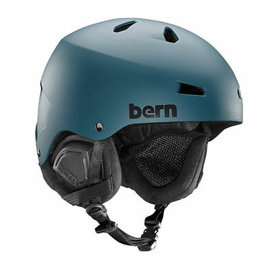 Bern Macon Helmet Mens Unisex Protection Safety Ski Snowboard New