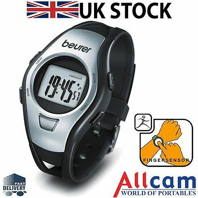 New: Beurer PM15 Strapless Heart Rate Monitor Watch. 2 Year Warranty