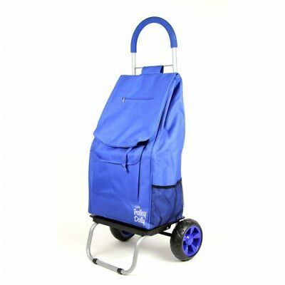 The 2-in-1 Trolley Dolly - Blue