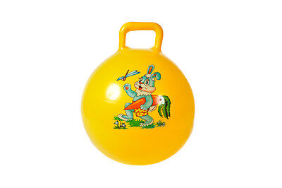 "20"" Inch Large Space Hopper Jump Bounce Retro Ball Adult Kid Outdoor Garden"