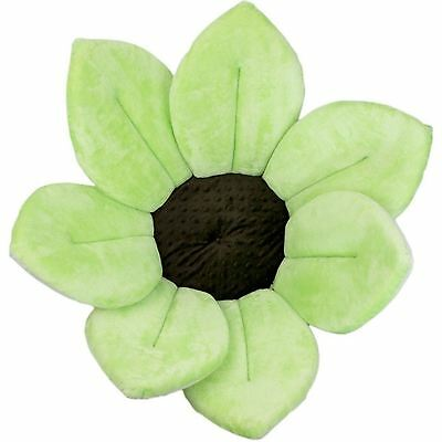 New Blooming Bath Baby Bathing Sink Supersoft Support Flower Green