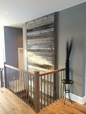 Reclaimed Barn Wood From Recyc-Antique Grey Brown Red