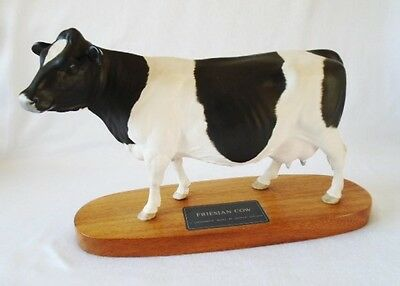 Beswick  Friesian Cow Connoisseur Edition A2607  Made in England Gerald Tongue