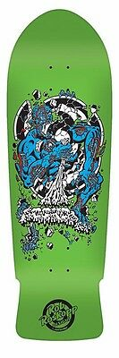 Santa Cruz Rob Roskopp TARGET 4 Skateboard Deck GREEN