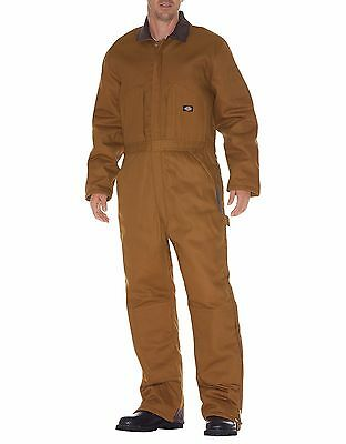 Dickies Premium Duck Insulated Coverall - NEW - Free Shipping!