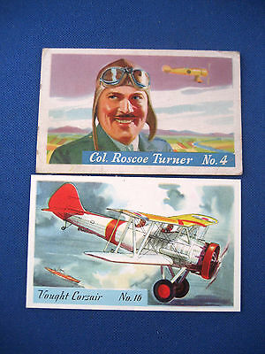 Two Heinz Rice Flakes Cards