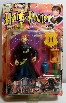 HARRY POTTER AND THE SORCERER'S STONE - RON BIG ACTION FIGURE w/ACCES. SEALED
