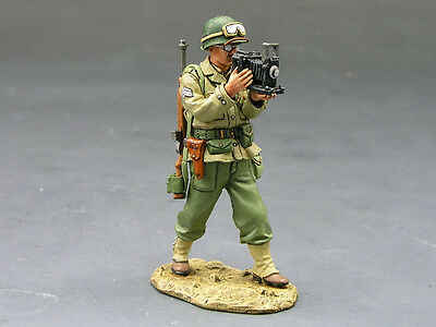 King and (&) Country DD076 - Combat Photographer - Retired