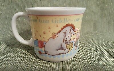 by Royal Doulton Disney Winnie the Pooh Tigger Ceramic Cup Mug 2001 Collection