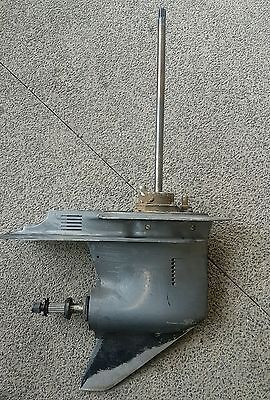 100hp 115hp 125hp mercury mariner outboard  outboard gearbox