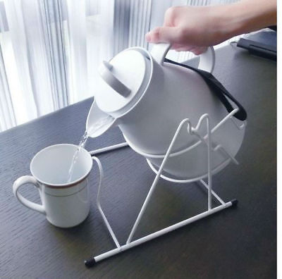 Easy Use Kettle Pourer / Tipper - Tipping Aid - For Kettles Without Base Unit