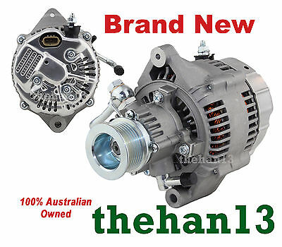 New Alternator Fits Landrover Discovery 2 Td5 2.5L Diesel 10P & 16P 1999 to 2005