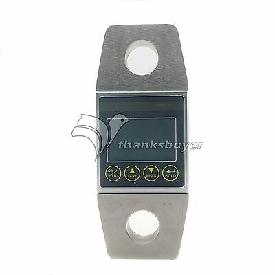 Electronic Hook Hanging Crane Scale Digital Industrial Weighing Scales 5000KG 5T