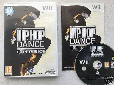 Nintendo Wii Game - Just THE HIP HOP DANCE EXPERIENCE *1st Class*