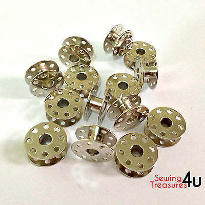 Industrial Sewing Machine Steel Bobbins LOCKSTITCH Brother, Juki, Consew & more