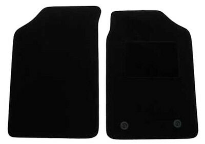 Rover MGF MGTF (1995-2002) Fully Tailored Car Mats (2 oval clips)
