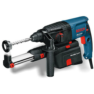 BOSCH / GBH2-23REA / Dust collection Rotary Hammer Drill, 220V