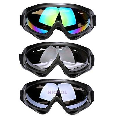 UV400 Motocross Mountain Bike Bicycle Cycling Goggles Glasses