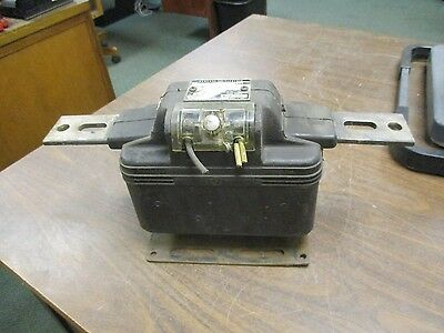 GE Type JKM-3 Current Transformer 497X33 Ratio 400:5A Used