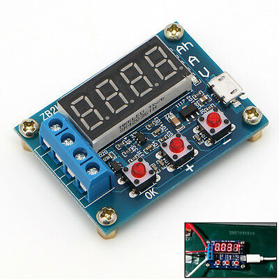 ZB2L3 Li-ion Lithium Lead-acid Battery Capacity Meter Discharge Tester Analyzer