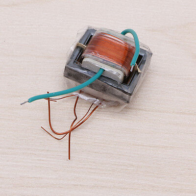 1/2/5 Pcs 10KV High Frequency High Voltage Transformer Booster Coil Inverter