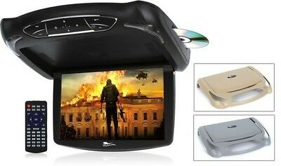 """Concept CFD105M 10.1"""" Wireless Screencasting Flipdown Video Monitor /w 3 Covers"""