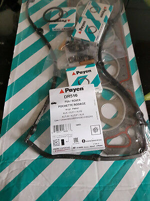 Peugeot 205 Gti conversion 405, Mi 16 Head Gasket Set, Payen DR510