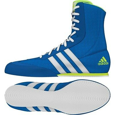 Adidas Box Hog 2 Boxschuhe Boxstiefel Boxen Training Sparring Wettkampf