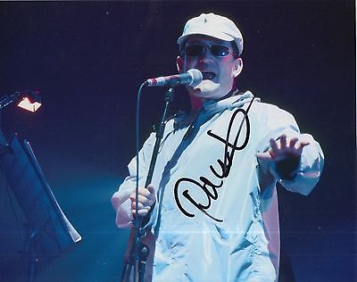 Paul Heaton Hand Signed 10X8 Photo The Beautiful South 3.