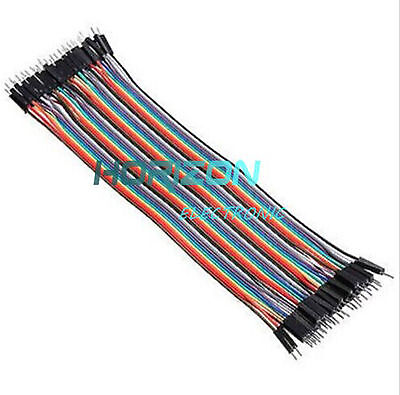 40/120PCS  Dupont Wire Male to Male + Male to Female + Female to Female
