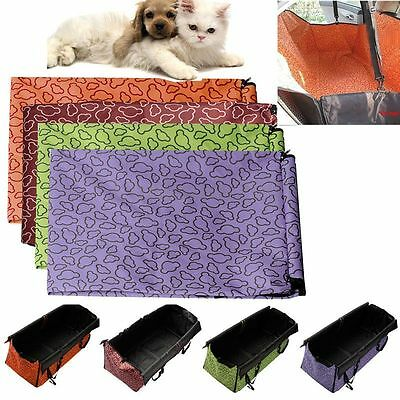 Coussin Tapis Housse Animal Chien Chat Imperméable Protection Voiture Siège Neuf